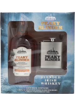 Peaky Blinder Irish Whiskey Giftpack