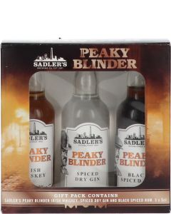 Peaky Blinder Mini Set