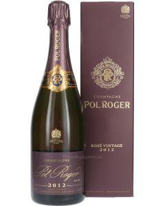 Pol Roger Rose Vintage