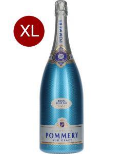Pommery Royal Blue Sky Limited Edition XXL
