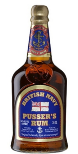 Pusser's British Navy Rum Original