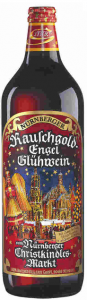 Glühwein Rauschgold Engel