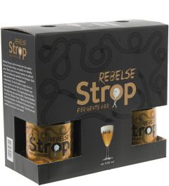 Rebelse Strop Giftpack