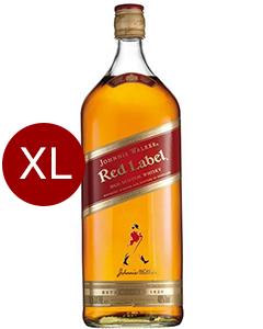 Johnnie Walker Red Label 1.5 liter XL Groot