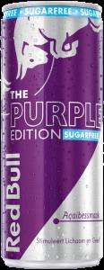 Red Bull The Purple Edition Sugar Free