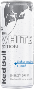 Red Bull The White Edition