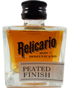 Relicario Ron Dominicano Peated Finish