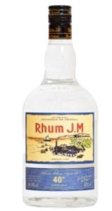 Rhum J.M Blanc