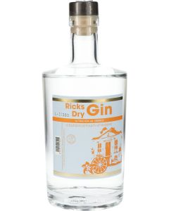 Ricks Dry Gin Orange