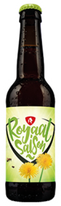 Rock City Brewing Royaal Saison (Korte THT)