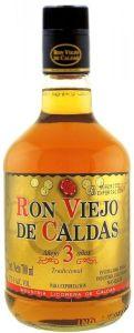 Ron Viejo De Caldas 3 Anos