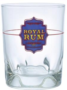 Royal Rum Glas