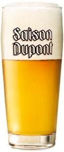 Saison Dupont Bierglas