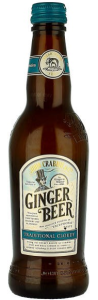 Crabbies Cloudy Ginger Beer 0%