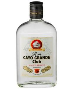 Cayo Grande Ron Blanco Zakflacon