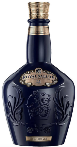 Chivas Regal 21 Year Royal Salute Blue