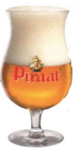 Piraat Bierglas 25cl
