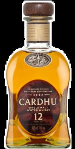 Cardhu 12 Year