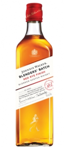 Johnnie Walker Blenders Batch 1 Red Rye Finish