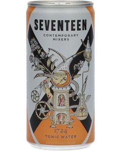 Seventeen 1724 Tonic Water Blik
