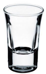 Borrel shotglas blanco