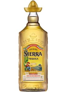 Sierra Tequila Gold