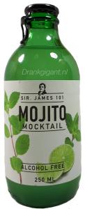 Sir James 101 Mojito Mocktail