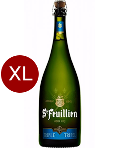 St Feuillien Tripel Groot 9 liter XXL
