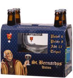 St. Bernardus Cadeau Pakket