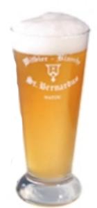 st Bernardus Witbier Glas