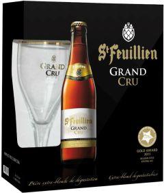 St Feuillien Grand Cru Giftpack