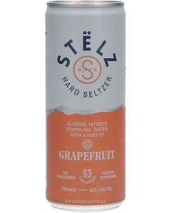 Stëlz Hard Seltzer Grapefruit