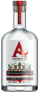 Arbikie Strawberry Vodka