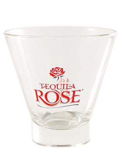Tequila Rose Glas