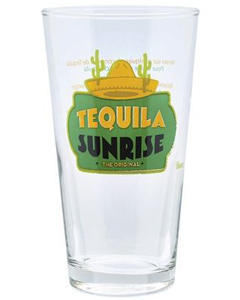 Tequila Sunrise Glas