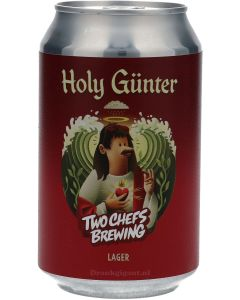 Two Chefs Brewing Holy Gunter