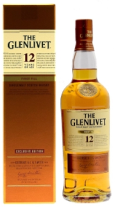 Glenlivet 12 Year First Fill