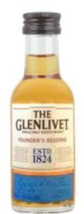 The Glenlivet Founder's Reserve Mini