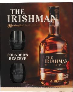 The Irishman Founders Reserve Giftpack