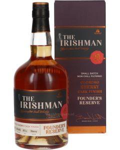 The Irishman Founders Reserve Sherry Cask
