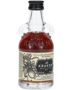 The Kraken Black Spiced Rum Mini
