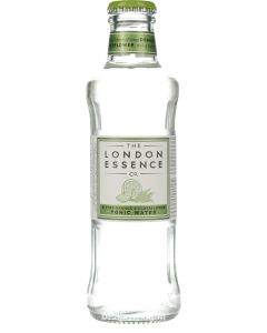 The London Essence Orange en Elderflower Tonic Water