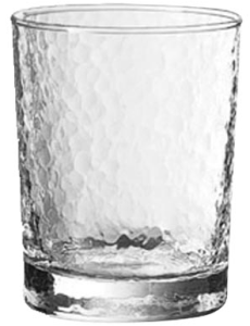 Satallite Whisky Tumbler Crackele