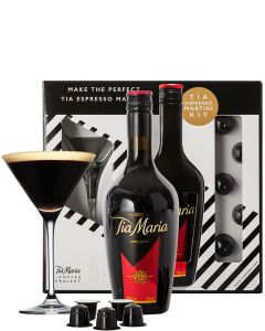 Tia Maria + Coffee Project Espresso Martini Kit
