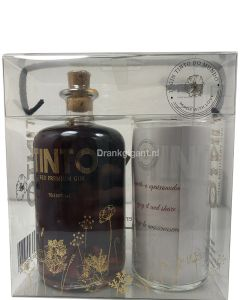 Tinto Red Premium Gin Giftpack