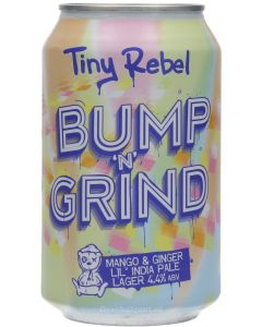 Tiny Rebel Bump N Grind India Pale Larger