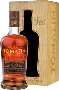 Tomatin 36 Years Old 2017
