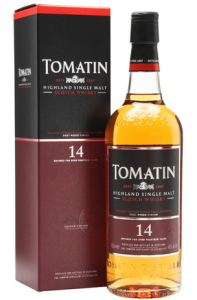 Tomatin 14 Years Port Wood
