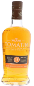 Tomatin 15 Years Moscatel Finished