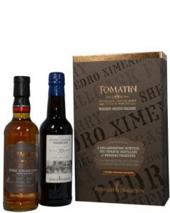 Tomatin Tasting Meets Sherry PX